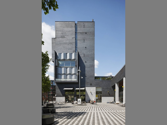 Pieter Vreedeplein, Tilburg