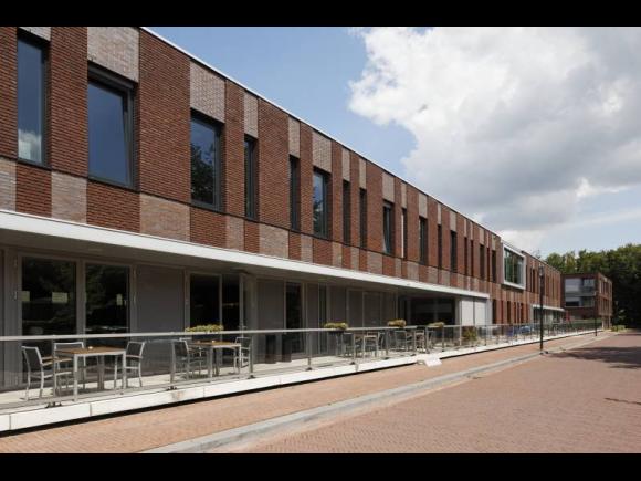 patronaatsgebouw, nu cultureel centrum, Gilze en Rijen