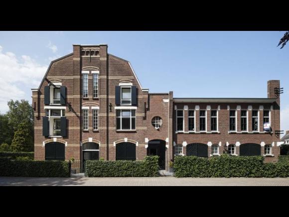 schoenenfabriek, nu appartementen, Dongen