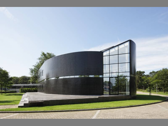 showroom en kantoorgebouw, Dongen