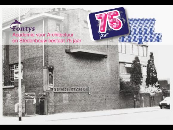 Fontys AAS 75 jaar: St. Odulphuslyceum